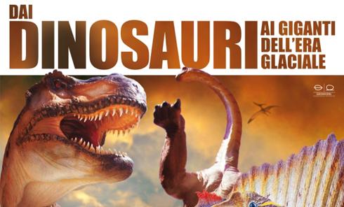 dinosauri evento